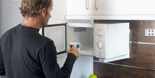 10 razones para no usar microondas