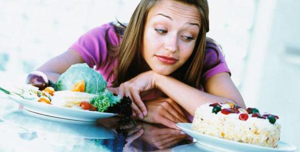 mala dieta