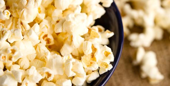 ¿Por qué comer palomitas de maíz?