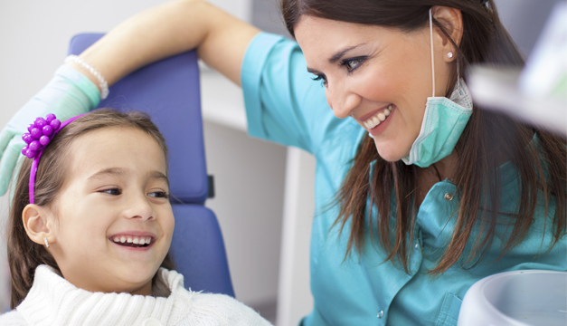 dentista niños dientes odontólogos