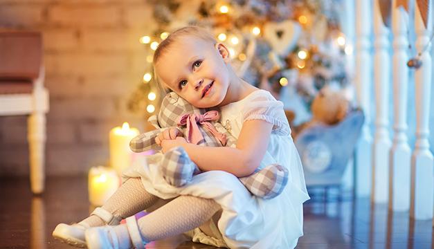 Los juguetes perfectos para Navidad según la edad de tus pequeños