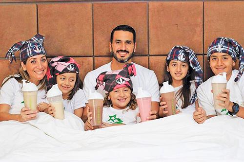 eduardo guzman familia