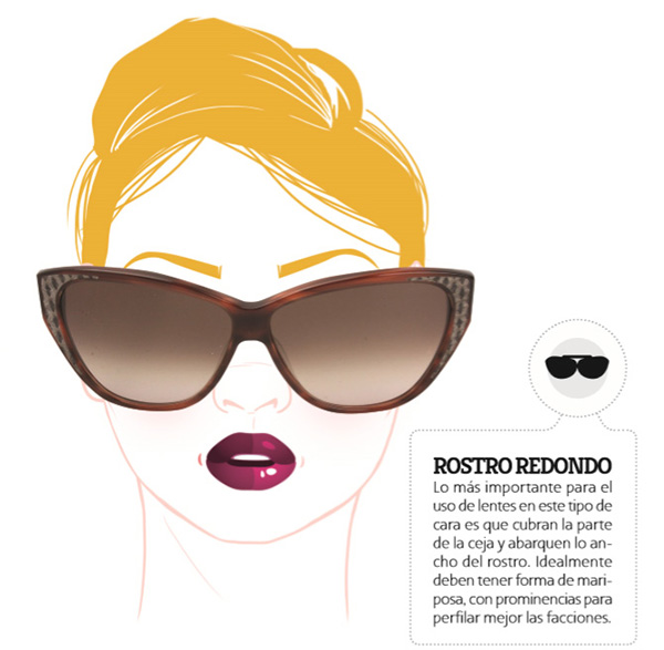 mujer lentes vista 1