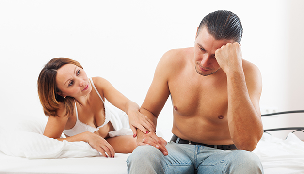 Este es el problema sexual más frecuente en hombres
