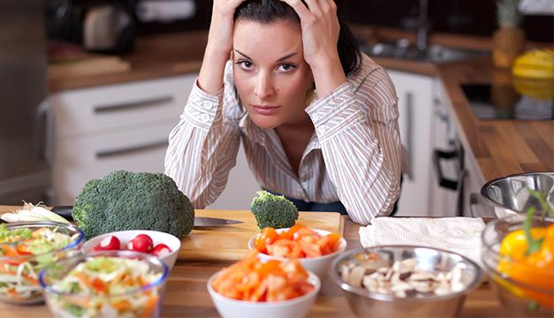Beneficios de llevar una alimentación saludable