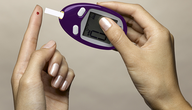 diabetes sangre test