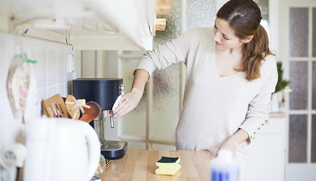 Objetos de tu casa que debes mantener limpios