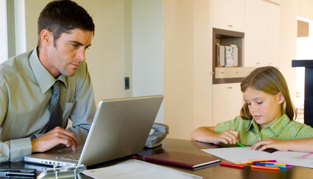 Crea un espacio de estudio en tu hogar