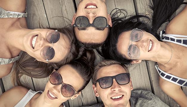 Salud visual verano vacaciones lentes de sol