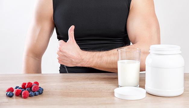 vitaminas musculos nutricion
