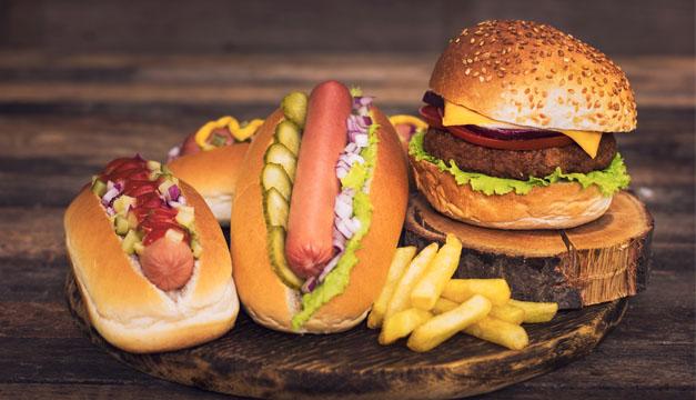 ¿Por qué la comida rápida puede ser causa de depresión?