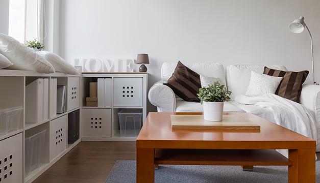 Errores más comunes en la decoración de un hogar pequeño