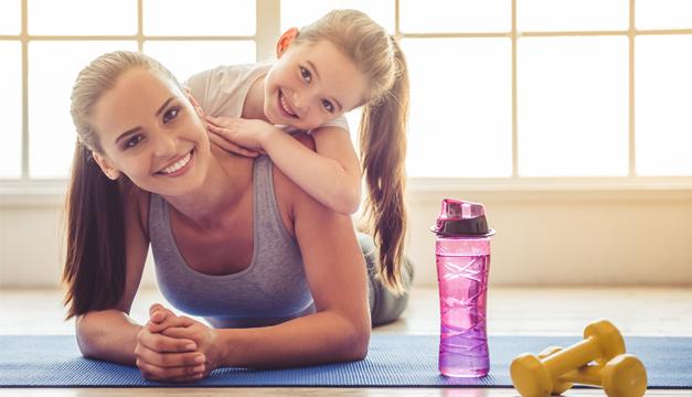 ¡Ahorras en todos los sentidos haciendo ejercicio desde casa! 3 beneficios para iniciar