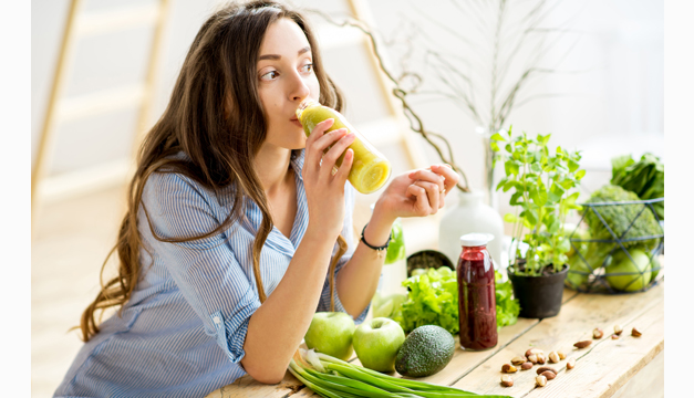 Smoothies saludables que no elevan tu nivel de glucosa