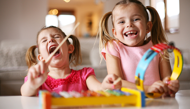 El impacto positivo de la música en los niños