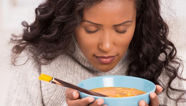 Qué alimentos debes comer cuando estás enfermo