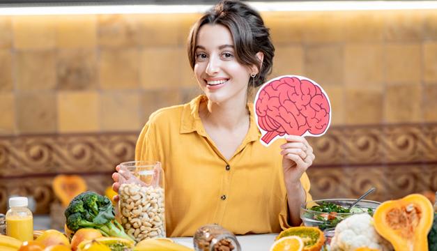 Alimentación clave para la eficiencia de tu cerebro