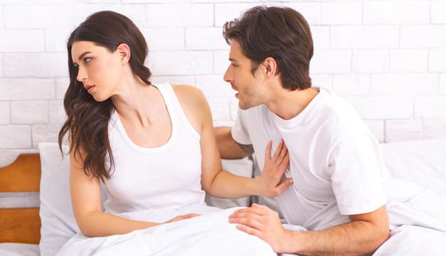 11 errores más frecuentes que las mujeres cometen en la cama