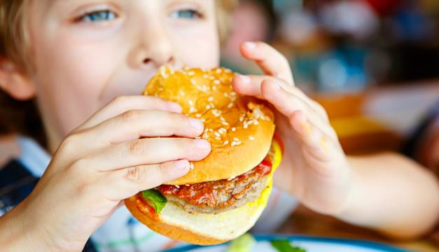 El efecto negativo de una mala alimentación