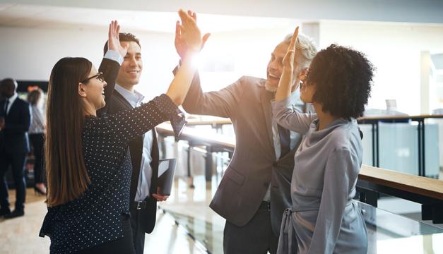 ¿Cómo convertir tu trabajo en un lugar sano y feliz?