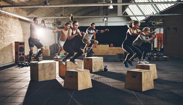 Ejercicios de alta intensidad: lograrás bajar de peso más rápido