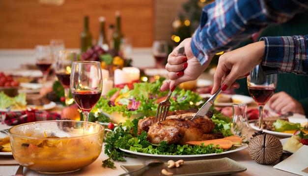 Siete alimentos para una Navidad saludable