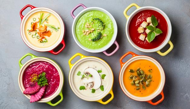 Estos son los 10 alimentos más saciadores ¡Inclúyelos en tu día!