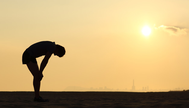¿Cuál es la máxima resistencia de nuestro cuerpo cuando nos ejercitamos?