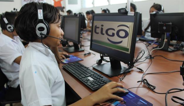 Tigo se compromete a la capacitación del uso responsable del Internet para evitar el ciberbullying
