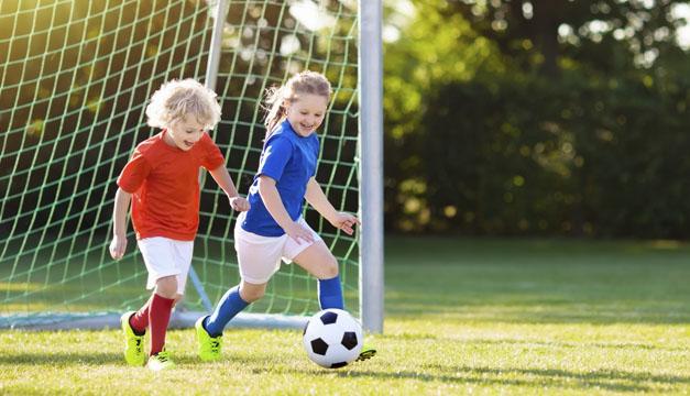 Estos son los beneficios de la actividad física en los niños