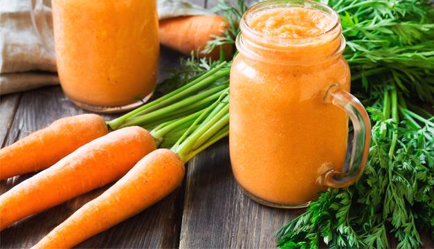 La zanahoria trae muchos beneficios para ti. Conoce aquí 10