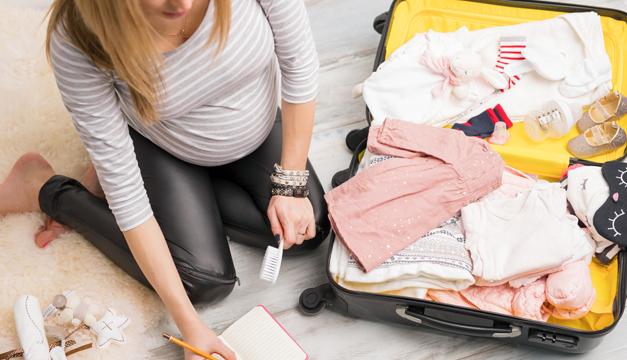 Cuidados necesarios en las últimas semanas de embarazo