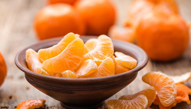 Siete beneficios que obtienes si consumes mandarinas