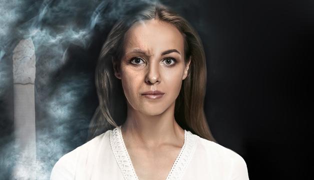 Envejecimiento acelerado: uno de los principales efectos que sufres al fumar