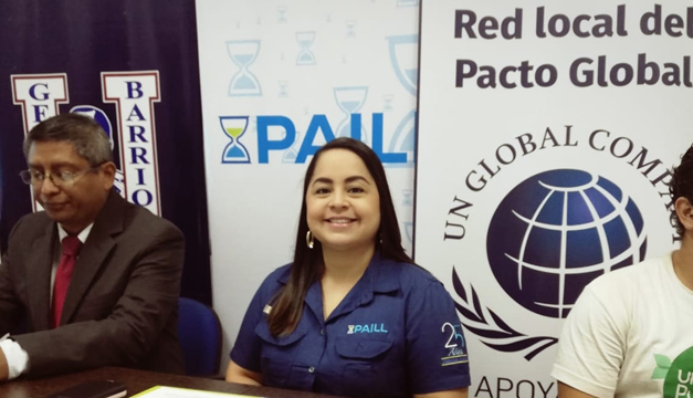 Laboratorios Paill se une a la red local de Pacto Global