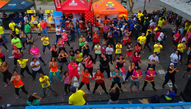 Iniciamos un año activo con nuestra quinta edición del FitnessDay
