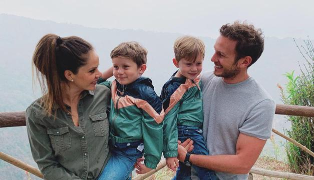 """""""Tomé la decisión de salirme del trabajo para estar cerca de mis hijos"""""""
