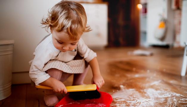 5 consejos para que los niños ayuden en casa