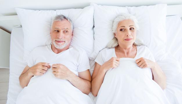 8 Consejos para una vida sexual saludable en la vejez