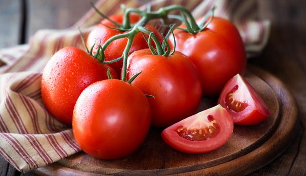 El tomate contribuye a combatir enfermedades coronarias