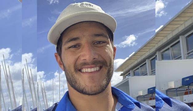 El primer salvadoreño clasificado a los juegos Olímpicos de Tokio 2020