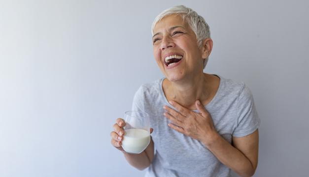 Dieta a seguir para evitar el aumento de peso en la menopausia