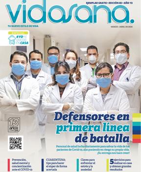 Edición 65 - Especial #YoMeQuedoEnCasa