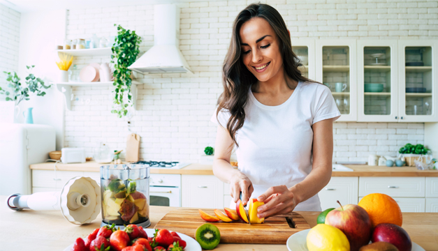 ¿Cómo reforzar las defensas a través de una alimentación saludable?