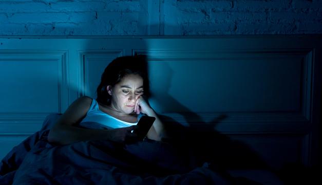 Factores que  te impiden conciliar el sueño