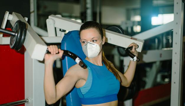 ¿Cómo será la práctica de ejercicio en los gimnasios en esta etapa de la pandemia?