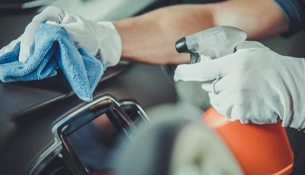 ¿Cómo limpiar el carro en tiempos de COVID19?