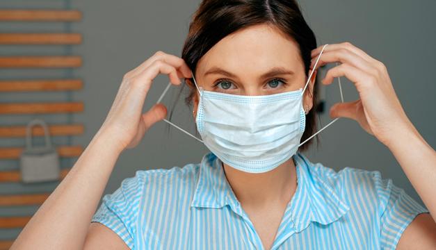 Uso de mascarillas: posibles peligros en la piel