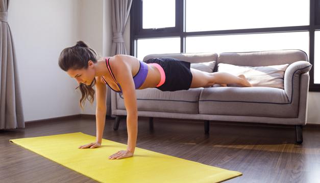 Ejercicios que debes hacer si quieres bajar de peso