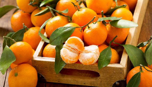 ¿Qué aportes al organismo esconde la mandarina?